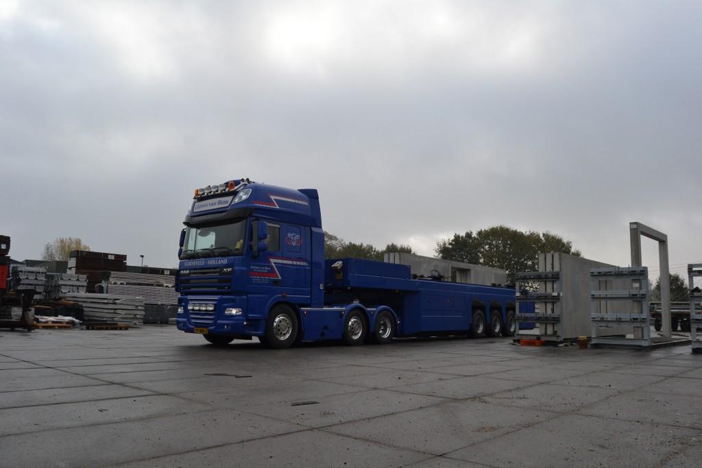 open transport - Gerwin van Beek Internationaal Veetransport